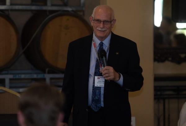 Professor John Frala of Rio Hondo College