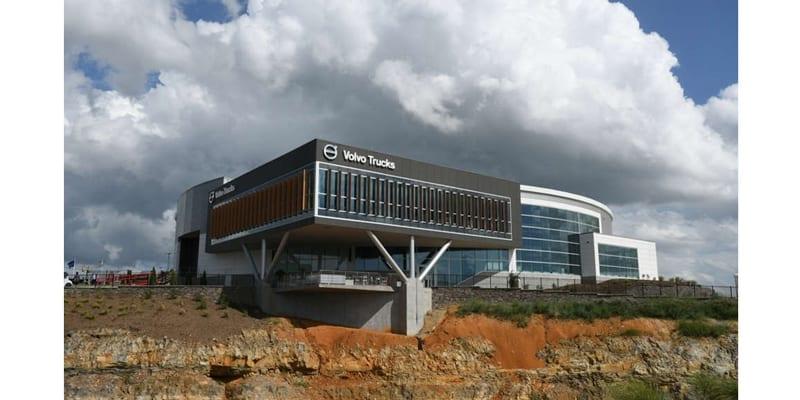 Volvo Trucks Building