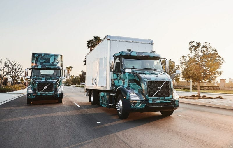 Volvo's VNR Battery-Electric Truck Pilot Program