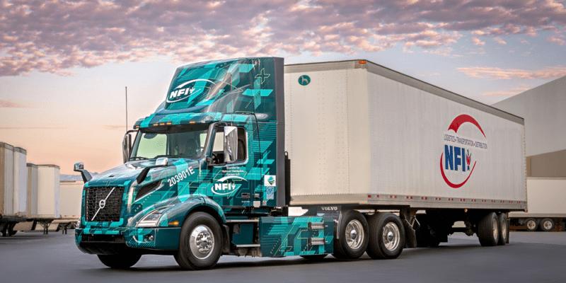 Volvo Trucks NFI
